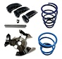 """Aftermarket Assassins - 2016 (ONLY) RZR XP Turbo 64"""" Wide S3 Recoil Clutch Kit (1024)"""