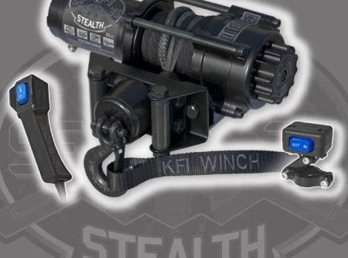 KFI Winch 3500 LB - Synthetic  SE35