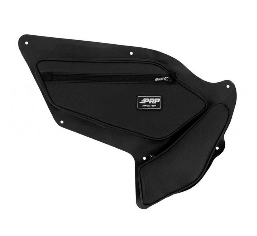 PRP - Door Bag Front Black - ProXP (Pair)