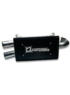 Aftermarket Assassins Aftermarket Assassins - Slip On Exhaust XP/RS1 (No Quiet Core) +18
