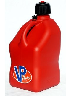 VP Racing VP Racing - 5 Gallon Fuel Tank - Red Square