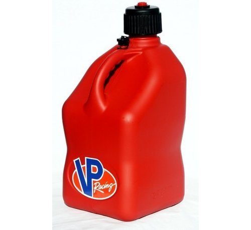 VP Racing - 5 Gallon Fuel Tank - Red Square