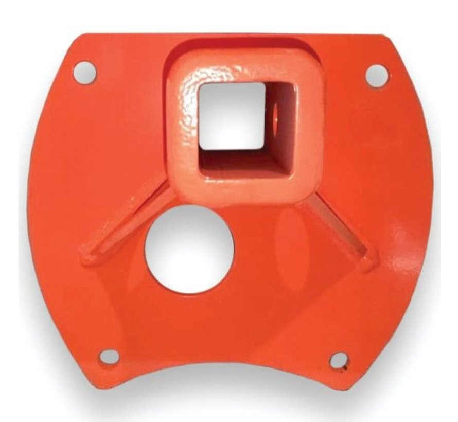 """DTF - 2"""" Rear Hitch Receiver (XP/XPT)"""