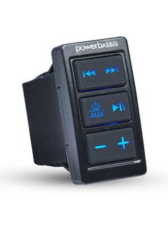 Powerbass - XL-BRTS - UNIVERSAL BLUETOOTH ROCKER SWITCH