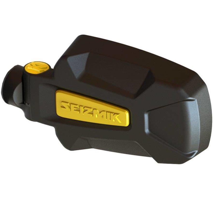 Seizmik - Mirror Seal Caps - Yellow / 18075