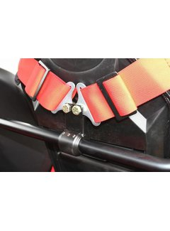 DragonFire Racing Dragonfire Racing - RZR 4 Seat Harness Anchor Black