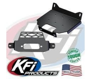 KFI Winch Winch Mounting Plate - RZR 900 - 1000 / General (101350)