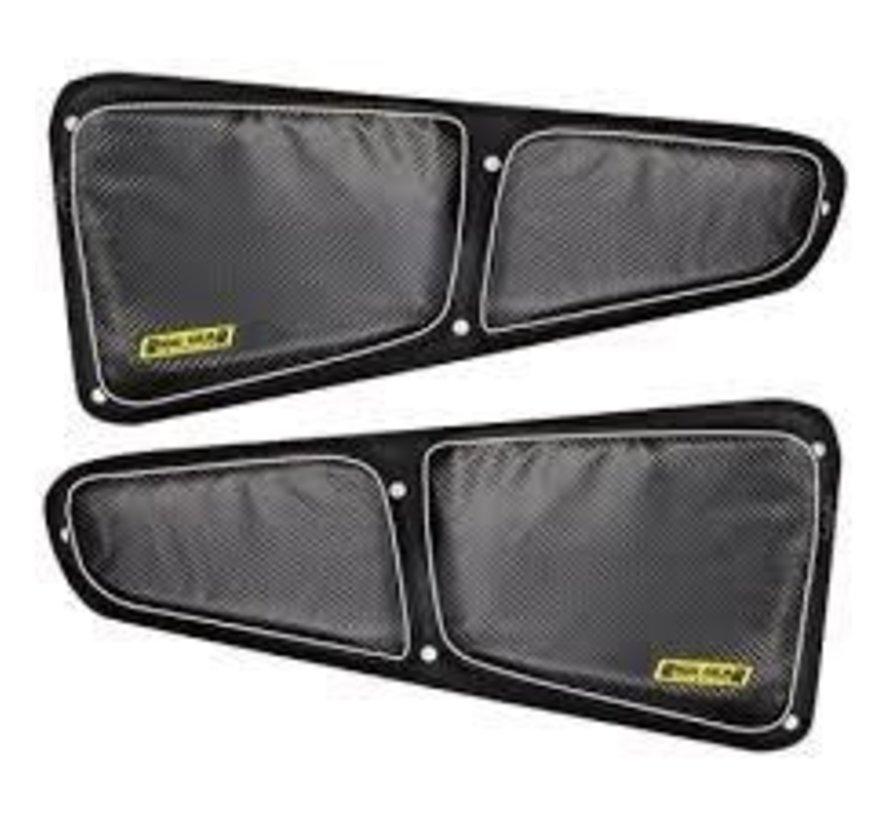 - RZR Upper Stock Door Bags 2