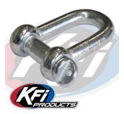 KFI Winch - AVT Winch Shackle
