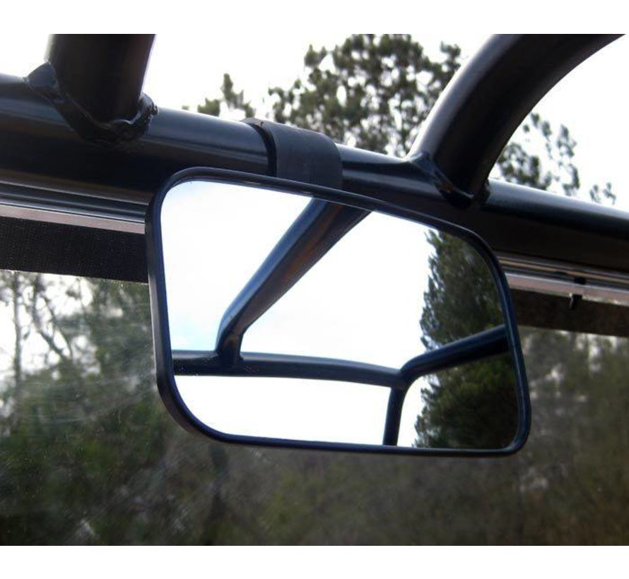 """Rearview Mirror ~ 1.75"""" C LAMP"""