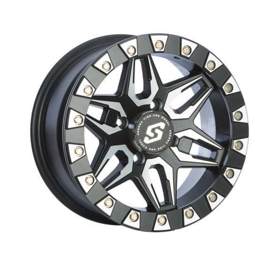 Sedona - Split 6 Beadlock 14X7 4/156 5+2
