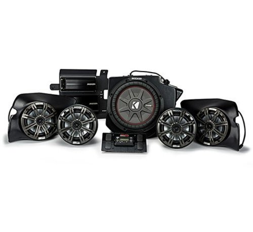 Kicker - SSV 5 Speaker Polaris® RZR® System (PHASE 5)