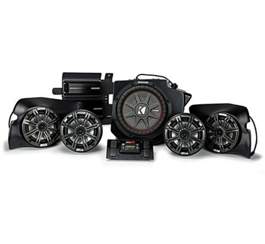 - SSV 5 Speaker Polaris® RZR® System (PHASE 5)