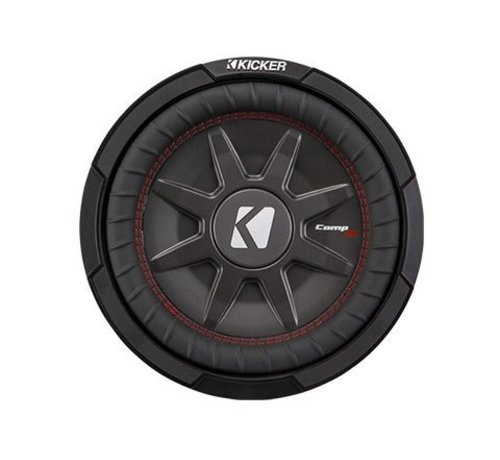 """Kicker - 10"""" CompRT 2 Ohm Subwoofer - No Grill"""