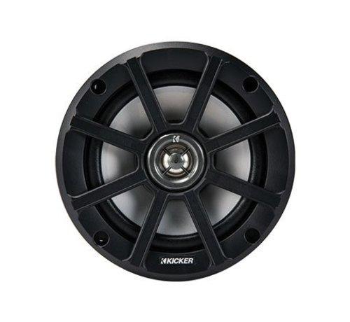 """Kicker - PS 6.5"""" 4Ω Coaxial Speakers (Pr.)"""