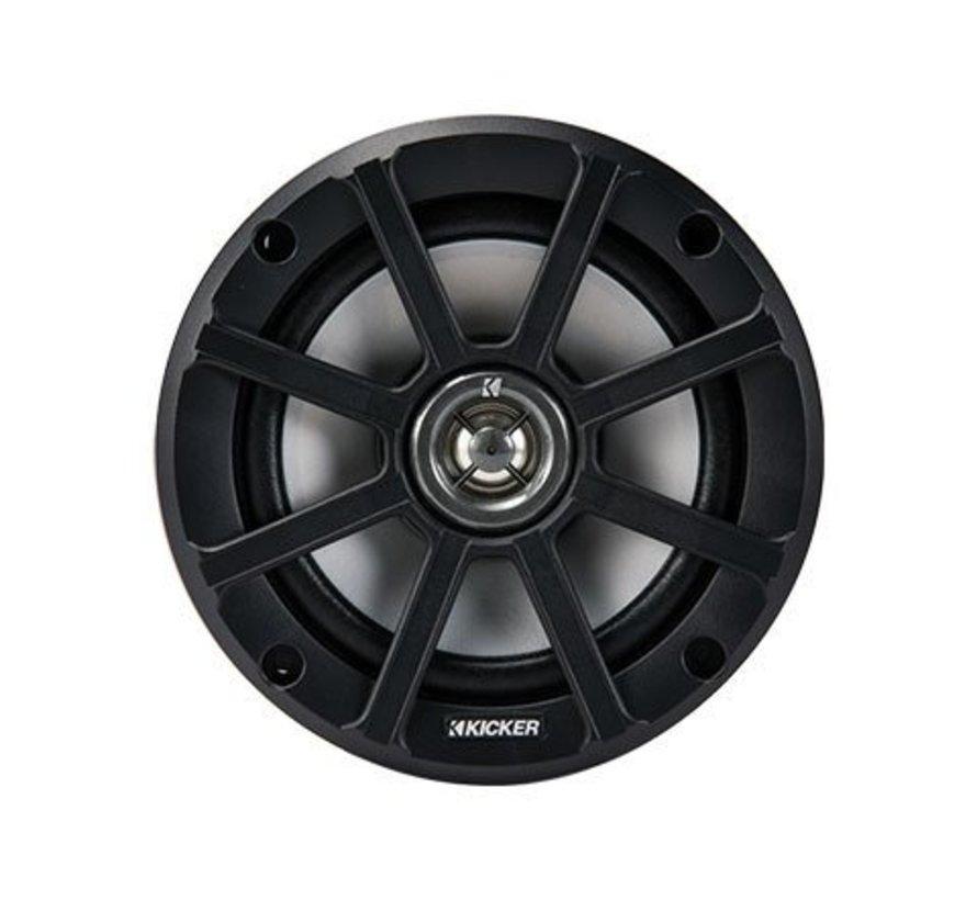 "- PS 6.5"" 4Ω Coaxial Speakers (Pr.)"