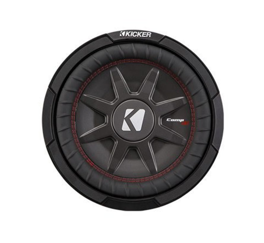 """- 10"""" CompRT 4 Ohm Subwoofer - No Grill"""