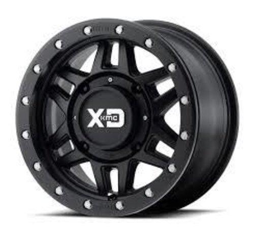 KMC KMC - XS228 Machete  Stain Black Beadlock  14x7 4156 +10mm