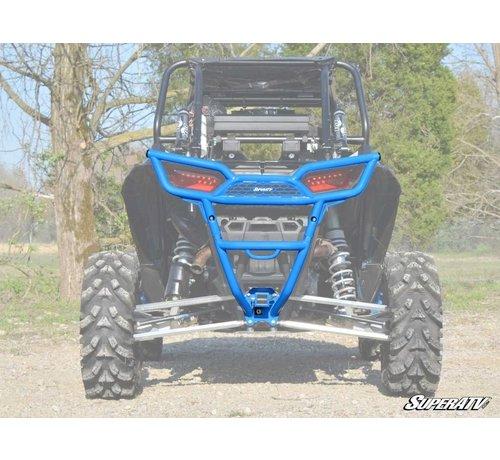 SuperATV -Polaris RZR 1000 Rear Bumper - VooDoo Blue