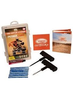 Tech-Outdoors TECH Outdoors Tire Repair Kit with Permacure