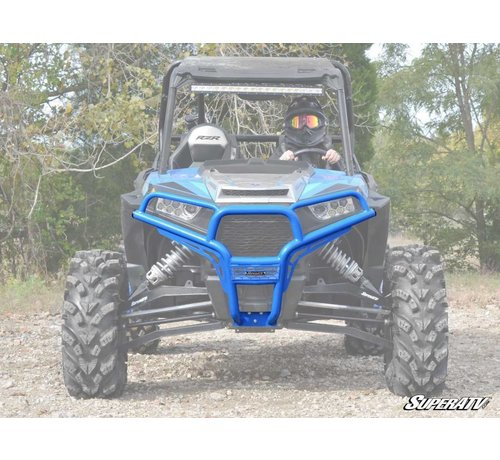 SuperATV SATV - Polaris RZR 900/1000 Front Brush Guard - VOODOO BLUE