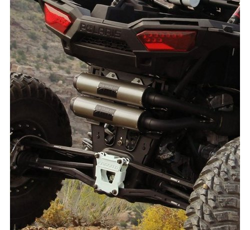 HMF Performance HMF Exhaust - 2017 RZR XP 1000  Dual Full System