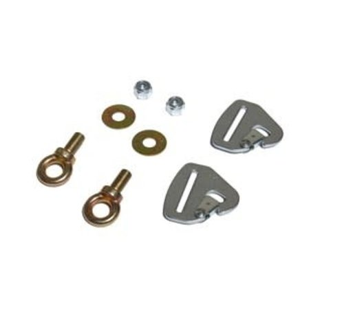 """DragonFire Racing - Release Tab Kit - 3"""" Harnesses"""