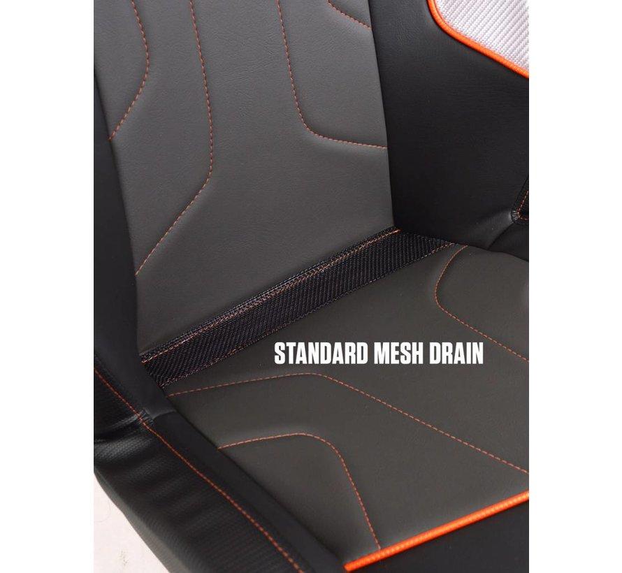 PRP - XC Suspension Seat - Pre-Designed - Black / Gray