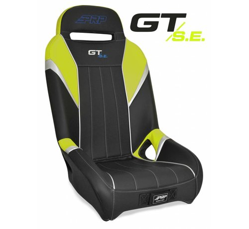 PRP Seats GT S.E. – Lime and Blue