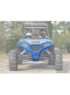 SuperATV SATV - Polaris RZR 900/1000 Front Brush Guard - VELOCITY BLUE