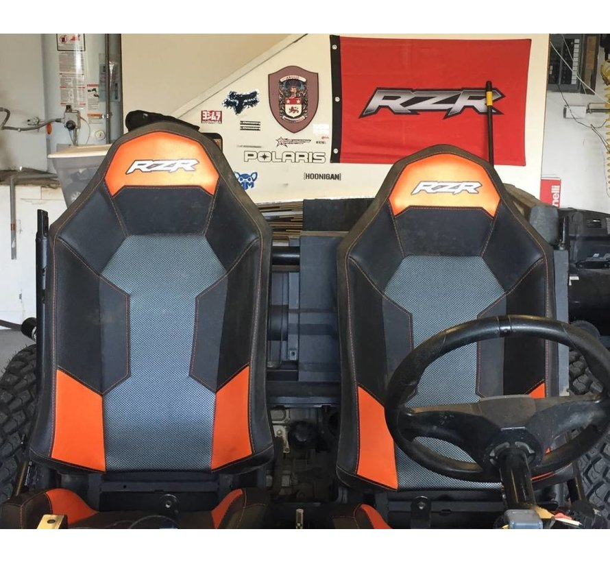 Seat Recline / Lower - RZR (2 Seat Kit)