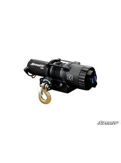 SuperATV SATV - 3500 LBS Winch -  Synthetic Rope