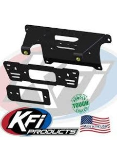 KFI Winch Winch Mounting Plate - '18 Ranger (101345)