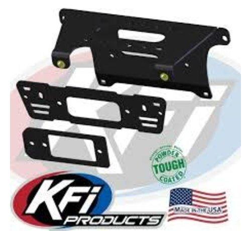 KFI Winch KFI  - Winch Mounting Plate - 18 Ranger (101345)