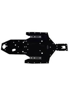 "OPEN TRAIL Open Trail - Skid Plate - RZR 1000 XP / Turbo - 1/2"" UHMW"