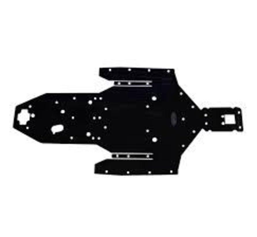"Open Trail - Skid Plate - RZR 1000 XP / Turbo - 1/2"" UHMW"