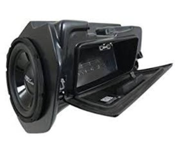 "SSV Works SSV - 10"" Glove Subwoofer Box (Unloaded)"