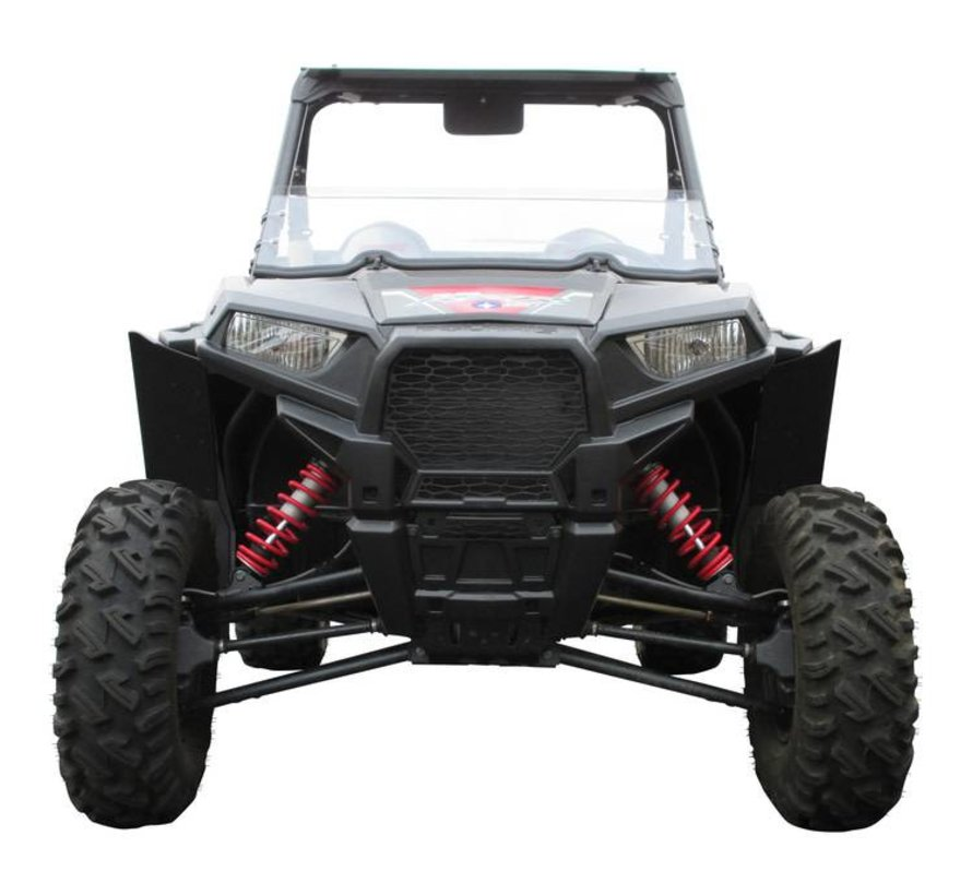 Mudbuster - Fender Extensions - Polaris RZR-XP900 2 & 4  - Front Only
