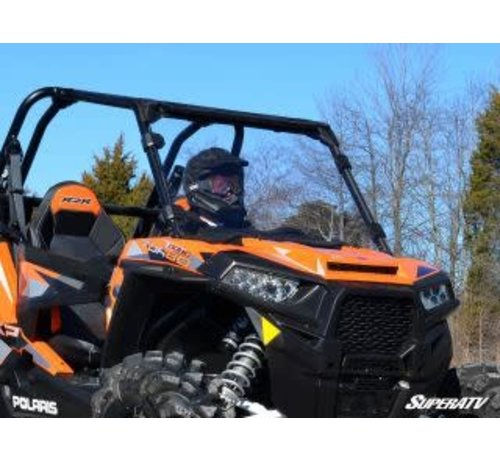 SuperATV RZR 900/1000 Full Windshield - Clear Lexan