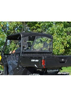 SuperATV Can-Am Defender Rear Windshield