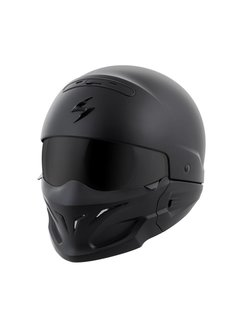 Scorpion Sports COVERT MATTE BLACK  - Large