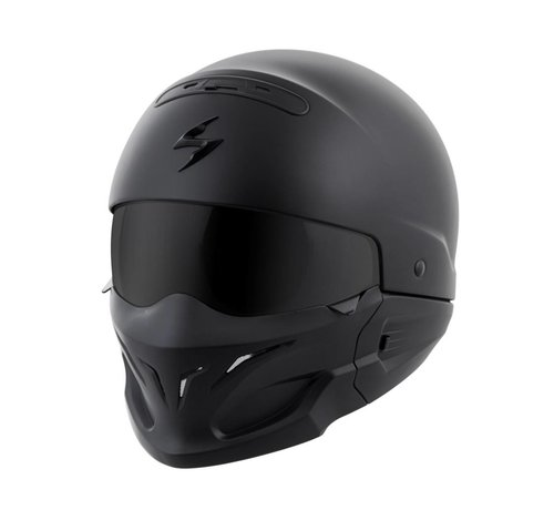 Scorpion Sports - COVERT MATTE BLACK Large