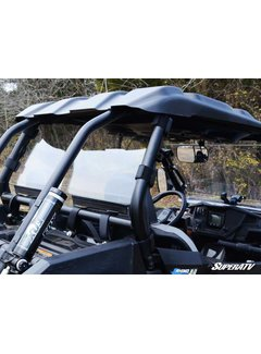 SuperATV RZR 1000 Full Rear Windshield - TintedS