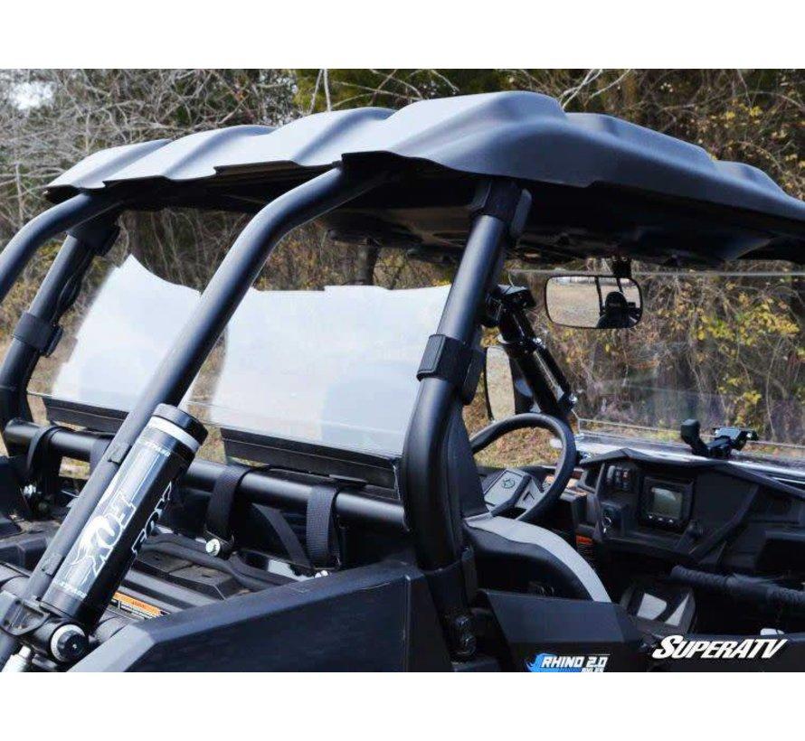 RZR 1000 Full Rear Windshield - Tinted
