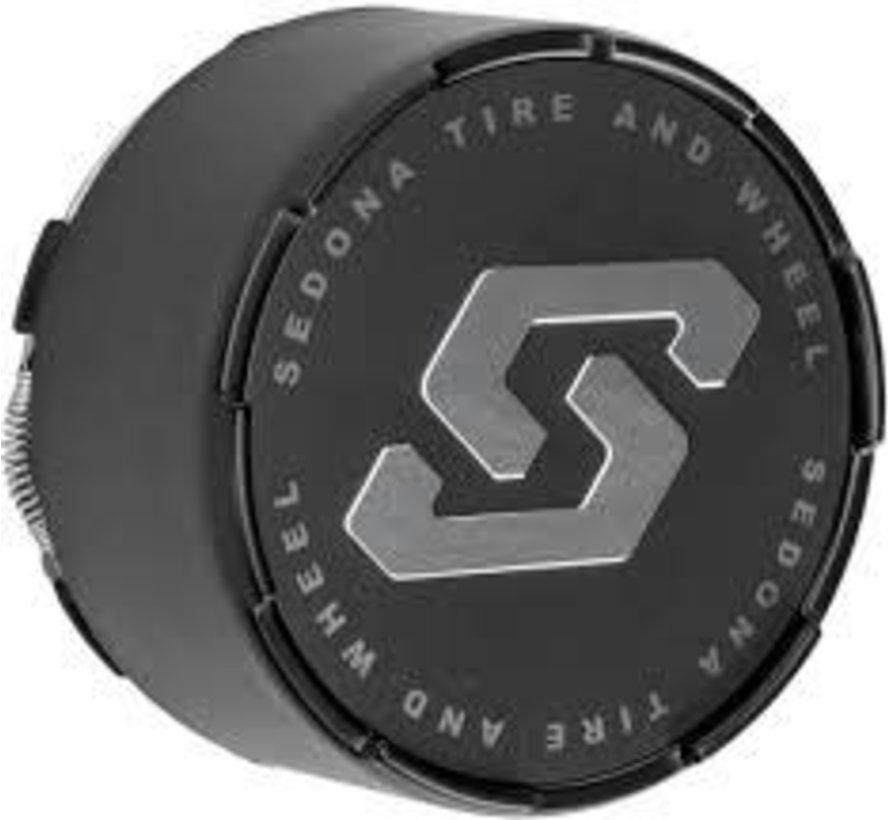 Sedona - Split 6 Wheel Cap 4/137-156