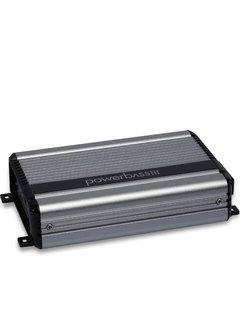 PowerBass XL-2205M - 400 Watt 2 Channel Powersport Amplifier
