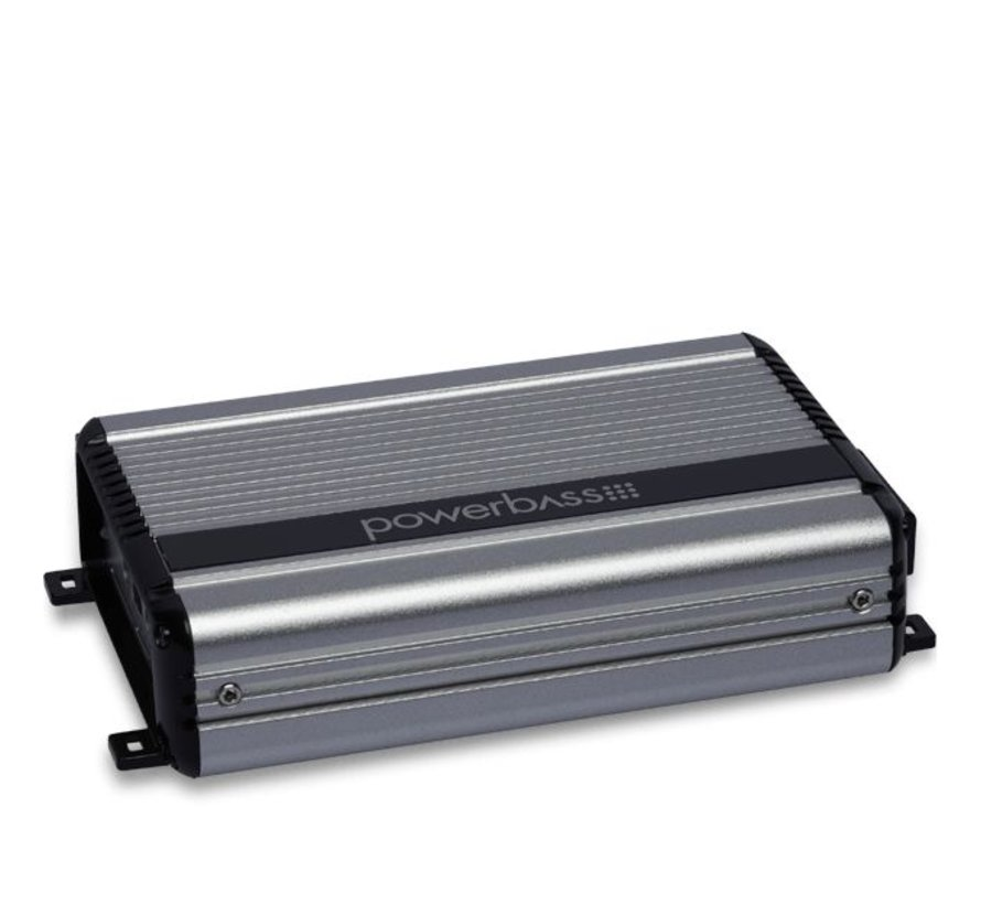 XL-2205M - 400 Watt 2 Channel Powersport Amplifier