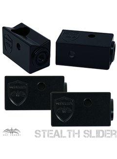 Wet Sounds Wet Sounds - Stealth Slider Clamp - Black