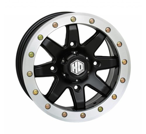 STI HD9 Competition Beadlock Wheels