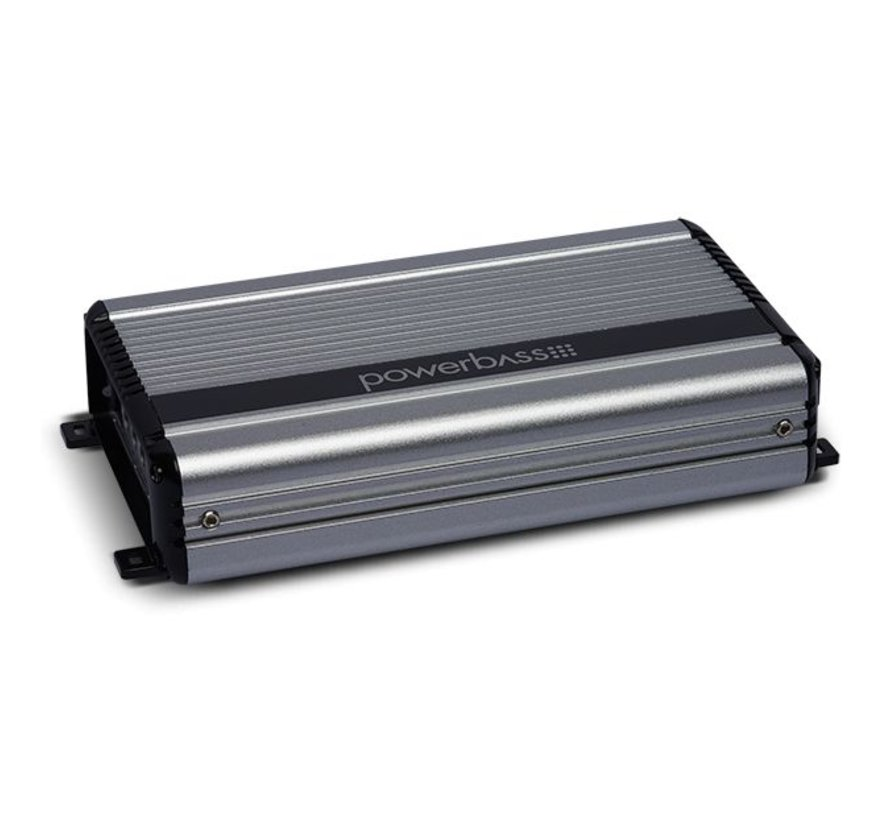 XL-605DM - 600 Watt Monoblock Powersport Amplifier